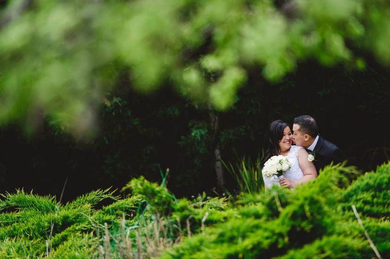 Windmill Gardens wedding