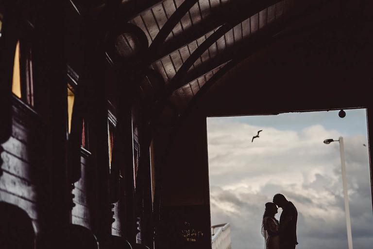 Wedding photography Melbourne, Sheehan studios. Kristy & Simon's wedding in Queenscliff, Melbourne.