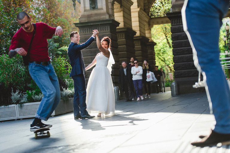 Wedding photographer Melbourne, Otis and Sayaki wedding photography