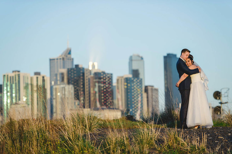 Wedding photographer Melbourne, Otis and Sayaki wedding