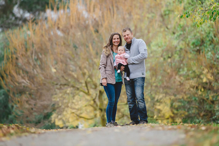 Family Portraits at the Nook